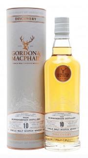"""Single Malt Scotch Whisky """"Bunnahabhain Discovery 10 Y.O."""" Discovery Gordon & MacPhail 2009"""