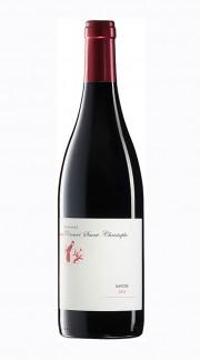 Domaine Giachino PRIEURÉ SAINT-CHRISTOPHE Rouge - Savoie (Mondeuse) 2015