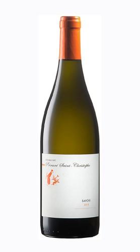 Domaine Giachino PRIEURÉ SAINT-CHRISTOPHE Blanc - Savoie (Altesse) 2015