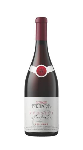 Les Cras Rouge Vougeot 1er Cru Domaine Bertagna 2018