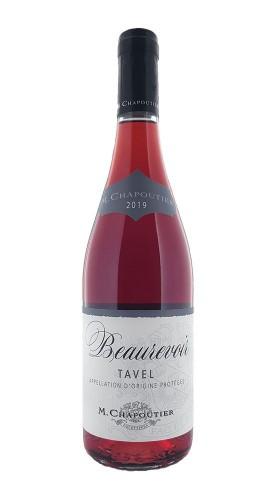 """""""Beaurevoir"""" Tavel AOC Rosè Chapoutier Michel 2020"""