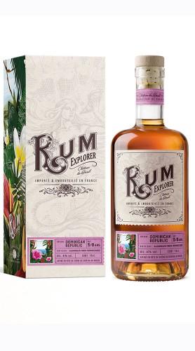 """Dominican Republic"" Rum Explorer Château du Breuil"