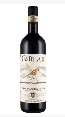 """""""Il Poggiale"""" Chianti Classico Riserva DOCG Castellare di Castellina 2018"""