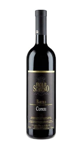 Barolo DOCG Cannubi Paolo Scavino 2017