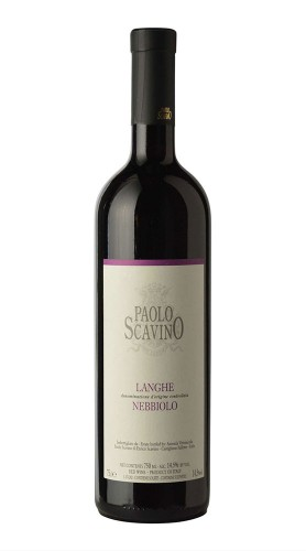 Langhe DOC Nebbiolo Paolo Scavino 2019