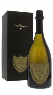 Champagne Brut Vintage Dom Perignon 2012 con Confezione