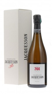 """""""Cuvée 744"""" Extra Brut Champagne AOC Jacquesson"""