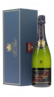 """""""Sir Winston Churchill"""" Champagne AOC Brut Pol Roger 2012 con Confezione"""