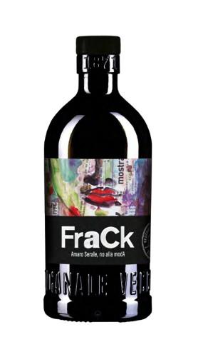 """""""Frack"""" Amaro serale Vecchio Magazzino Doganale 50 cl."""