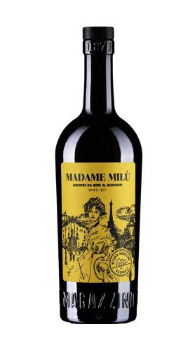 """""""Madame Milù"""" Liquore da bere al bisogno Vecchio Magazzino Doganale 70 cl."""