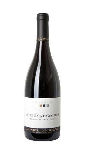 """""""Aux Murgers"""" 1er Cru Nuits Saint Georges AOC Domaine Lignier Michelot 2013"""