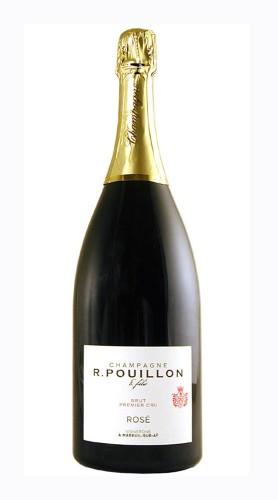 """Rosè"" Champagne Premier Cru Roger Pouillon MAGNUM"