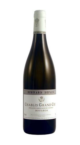 Domaine Bernard Defaix Chablis Grand Gru BOUGROS 2017