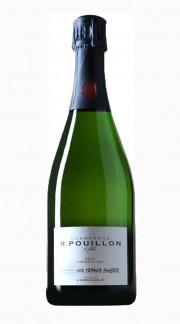 """""""Les Terres Froides"""" Champagne Blanc de Blancs Roger Pouillon Magnum"""