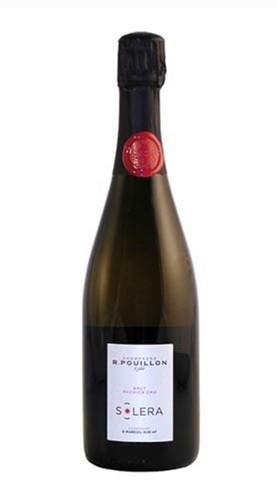 """Solera"" Champagne Brut Premier Cru 1997-2015 Roger Pouillon"