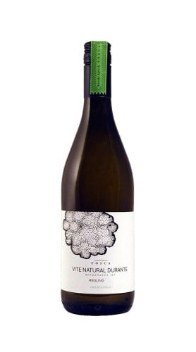 Riesling Bergamasca IGT Vite natural durante Tosca 2017