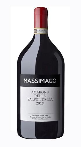 Amarone della Valpolicella DOCG Massimago 2015 MAGNUM Box di Legno