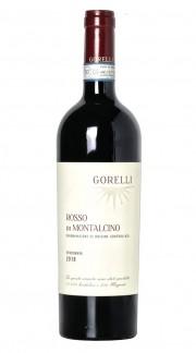 Rosso di Montalcino DOC Giuseppe Gorelli 2019