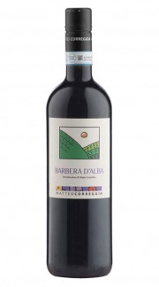 Barbera D'Alba DOC Correggia Matteo 2019 37.5 cl