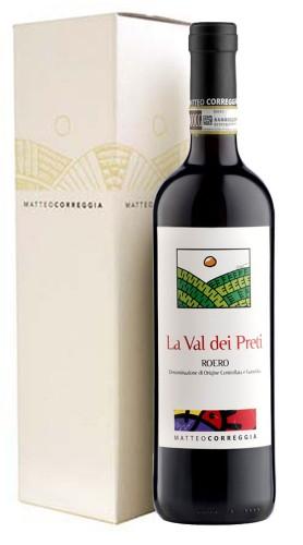 """""""La Val dei Preti"""" Roero DOCG Correggia Matteo 2008"""