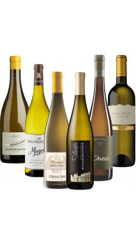 Selezione n°7 di Bianchi dell'Alto Adige ( 6 Bottiglie )