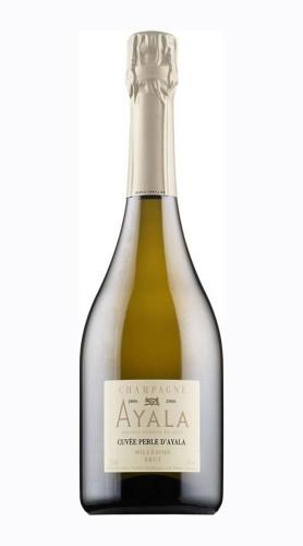 """Cuvée Perle d'Ayala"" Champagne AOC Brut Millésimé Ayala 2012 Astucciato"