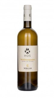 """Hos"" Pinot Bianco Alto Adige DOC Weingut Niklas 2020"
