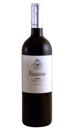 """Pramattone"" Provincia di Pavia Croatina IGT Bisi 2019"