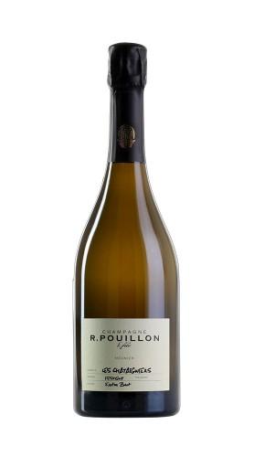 """Les Chataigniers"" Champagne Festigny Extra Brut Roger Pouillon 2016"