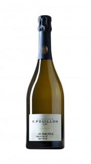 """""""Les Blanchiens"""" Champagne 1er Cru Brut Nature Roger Pouillon 2014"""