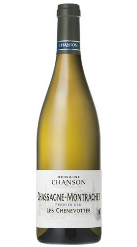 """Les Chevonettes"" Chassagne-Montrachet AOC Chanson Pere & Fils 2017"