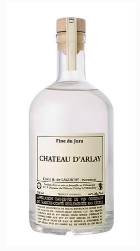 """Fine De Jura"" Acquavite di Vino Pinot Noir Chateau d'Arlay 0.5 cl"