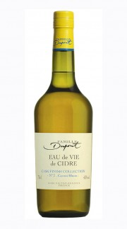 Domaine Dupont Eau De Vie de CIDRE - CARONI Rhum Finish 45% - 3 anni s.a.