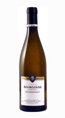 Chardonnay Bourgogne AOC Domaine Ballot Millot e Fils 2017