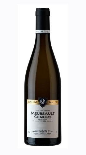 Meursault 1er Cru Charmes Domaine Ballot Millot & Fils 2017