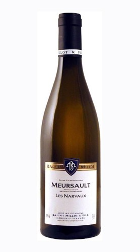 Meursault Les Narvaux Domaine Ballot Millot & Fils 2017