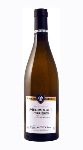 Meursault 1er Cru Perrières Domaine Ballot Millot & Fils 2017