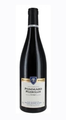 Pommard 1er Cru Pezerolles Domaine Ballot Millot & Fils 2011