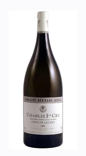 """""""Cote de Lechet"""" Chablis 1er Cru Domaine Bernard Defaix 2017 MAGNUM"""