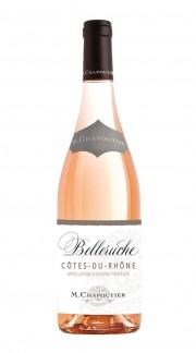 """""""Belleruche Rosè"""" Côtes du Rhône AOC Chapoutier Michel 2020"""