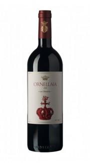 """""""Ornellaia"""" Etichetta """"La Grazia"""" Bolgheri Rosso Superiore DOC Ornellaia 2018"""