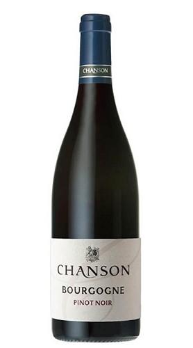 Bourgogne AOC Pinot Noir CHANSON PERE & FILS 2020