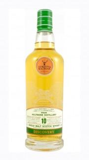 """Aultmore Discovery 10 YO"" Single Malt Scotch Whisky Gordon & Macphail 2009"
