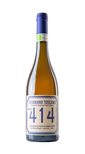 Trebbiano Toscano IGT Podere 414 2018