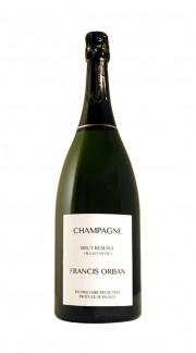 Champagne Brut Reserve Vieilles Vignes Orban Francis Magnum
