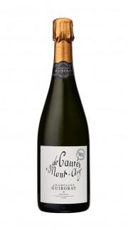 """De Caures a Mont-Aigu"" Champagne Extra Brut Grand Cru Guiborat 2014"