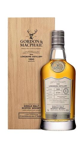 """""""Longmorn 1990"""" Single Malt Scotch Wisky Gordon & Macphail"""