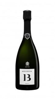 """B 13"" Champagne AOC Blanc de Noir Bollinger 2013"