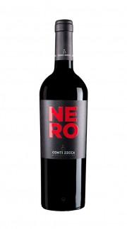 """""""Nero"""" salento rosso IGP Conti Zecca 2018"""