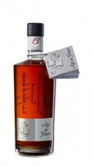 Cognac 'L'Age des Fleurs' 15 Carats Gourmel Leopold 70 Cl con Confezione